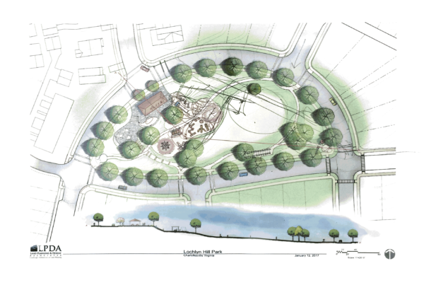 Lochlyn Hill park